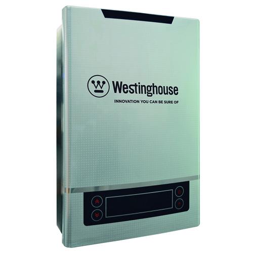Calentador de agua de gas manual